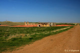 Oil development on the prairie