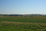outpost of energy development on the prairie