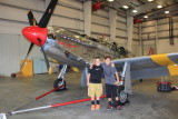 WW2 Aircraft and the Boys