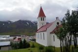 Kirkja Siglfirðinga.