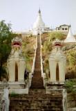 Steps Leading to Soon U Ponya Shin Pagoda