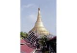 Shwedagon Pagoda Entrance