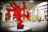 Exposition Keith Haring 2013 (Musée d'Art Moderne / 104)