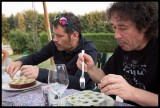 Diner chez Carine et Sylvain 28/08/2013