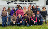 LNT Training - Randle, WA  -  April 2015
