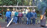 Iron Creek Shelter Roof Project