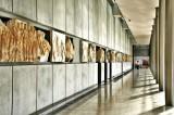 Acropolis museum. - The Parthenon gallery