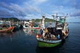 THE SHIPS OF BANG SARAY AND SAMAE SAN