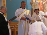 Subdeacon Ordination of Said Douaihy 2014