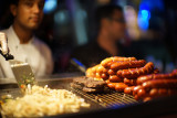 Sizzling Hot Dogs & Burgers