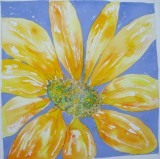 Yellow Flower -  £80