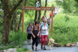 Traws Lake Trail