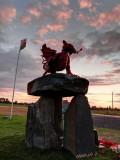 Welsh Memorial in Flanders