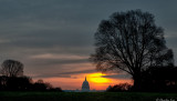 US Capitol sunrise
