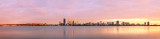 Perth and the Swan River at Sunrise, 9th March 2014