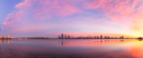 Perth and the Swan River at Sunrise, 3rd May 2014