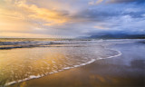 Four Mile Beach Sunrise, Port Douglas, 4th August 2014