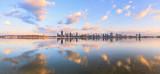 Perth and the Swan River at Sunrise, 18th November 2014