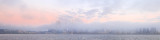 Misty Sunrise over Perth and the Swan River, 4th October 2015