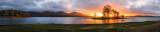 Lake Tinaroo Sunrise, 11th August 2014
