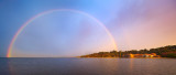 Swan River Rainbow, 10th June 2016