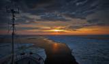 The Sea of Okhotsk