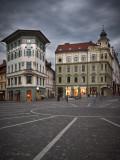 Central square.
