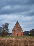 The most beautiful building in Lithuania: The church, 16-th century