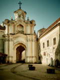 The Church of the Holy Trinity.