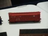 Model by Bill Hanley