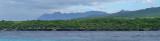 Paitchou Range from Jaco Island