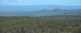view from Hann Tableland