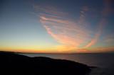Double Island Point sunset
