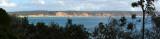 coloured sands of Rainbow Beach