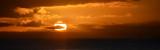 Moreton sunset