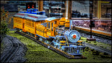 The Smoky Mountain Trains Museum