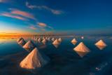 Salar de Uyuni- Bolivia