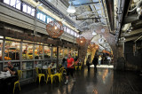 Chelsea Market at the Highline