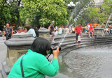 July 27, 2013 Photo Shoot - Washington Square Area in Greenwich Village