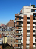 January 4, 2014 Photo Shoot - Mostly Downtown Views from LaGuardia Place