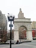 January 16, 2014 Photo Shoot - New Canon G16 First Shots in Washington Square Area