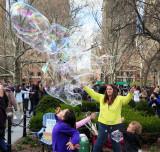 April 5, 2014 Photo Shoot - Mostly Washington Square Park