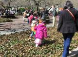 April 6, 2014 Photo Shoot - Easter Egg Hunt at WSV Sasaki Garden & Washington Square Area