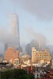Mist Evaporating at Ground Zero
