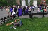 Observing NYU Graduate Photo Ops