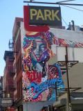 Big City of Dreams Mural