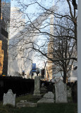 St Paul's Church Graveyard at Ground Zero