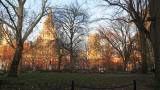 Washington Square North - Last Sun of the Day