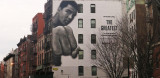 SOHO Skyline with Ali Billboard