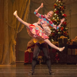 Onstage and Backstage at the Nutcracker 2015